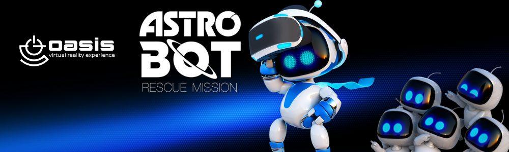 AstroBot el mejor juego de realidad virtual de PlayStation