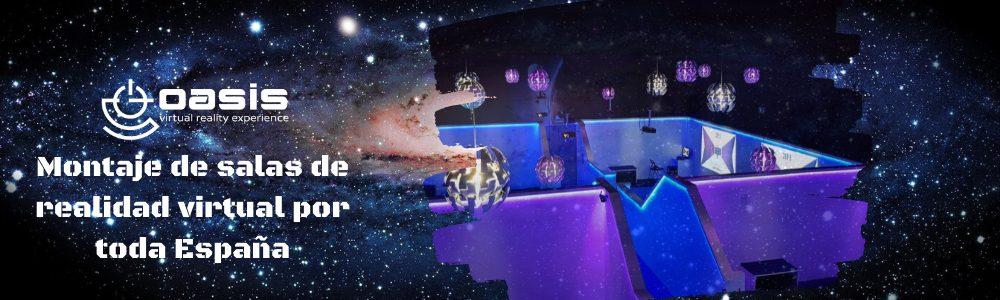 Imagen de la noticia sobre el montaje de salas de realidad virtual